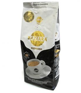 Bazzara Etiopia Sidamo (Бадзара Эфиопия Сидамо), кофе в зернах (1кг), вакуумная упаковка и кофемашина с автоматическим капучинатором, за мкад