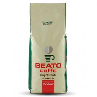 Beato Classico (F), Фараон, кофе в зернах (1кг), вакуумная упаковка (Доставка кофе в офис) для 1группных кофемашин