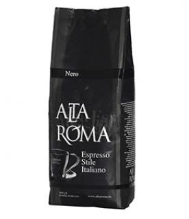 Alta Roma Nero (Альта Рома Неро), кофе в зернах (1кг), кофе в офис, вакуумная упаковка