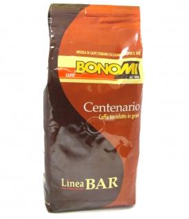 Bonomi Centenario (Бономи Центенарио) кофе в зернах (500г), вакуумная упаковка (доставка кофе в офис)