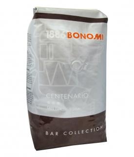 Bonomi Centenario (Бономи Центенарио) кофе в зернах (1кг), вакуумная упаковка (доставка кофе в офис)
