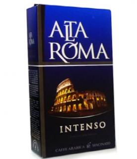 Alta Roma Intenso (Альта Рома Интенсо), кофе молотый (250г), вакуумная упаковка