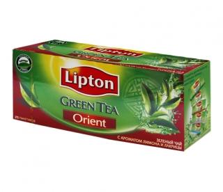 Чай Lipton Orient Green Tea пакетированный