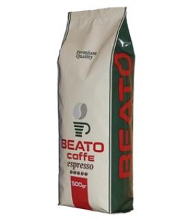 Beato Куба Серрано Лавадо зеленый кофе в зернах (для обжарки) (500г) вакуумная упаковка