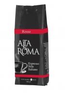 Alta Roma Rosso (Альта Рома Россо), кофе в зернах (1кг) и кофемашина с механическим капучинатором