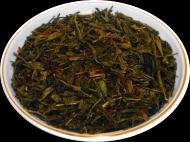 Чай зеленый HANSA TEA Японская Генмайча, 500 г, фольгированный пакет, крупнолистовой зеленый чай