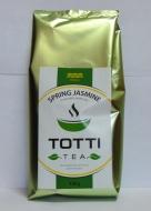 Чай зеленый TOTTI Tea Spring Jasmine (Весенний Жасмин) листовой, 250 г