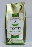 Чай зеленый TOTTI Tea Exclusive Gunpowder (Эксклюзив Ганпаудер) листовой, 250г.