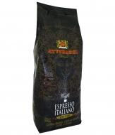 Кофе в зернах Attibassi Espresso Сrema D'Oro (Аттибасси Эспрессо Крема Де Оро) 1 кг, вакуумная упаковка