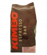 Kimbo Prestige (Кимбо Престиж)кофе в зернах, вакуумная упаковка (1кг)