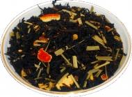 Чай черный HANSA TEA Апельсин со сливками, 500 г, фольгированный пакет, крупнолистовой чай, купить чай