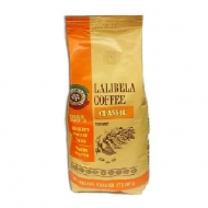 Кофе в зернах Lalibela Coffee Classic (Лалибела кофе классик) 1 кг, вакуумная упаковка,  для 1группных кофемашин