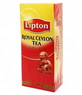 Чай Lipton Royal Ceylon черный пакетированный